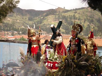 Semana Santa en Huaraz