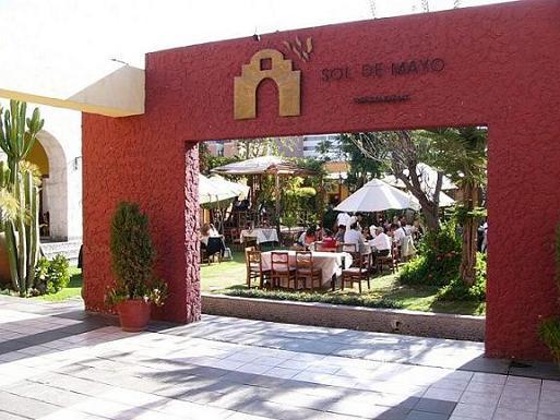 Restaurante Sol de Mayo