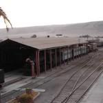 El Museo Ferroviario de Tacna