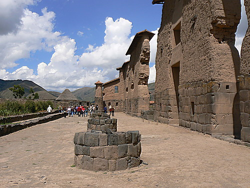 Templo de Wirachocha