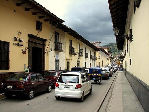 Automoviles en Cajamarca
