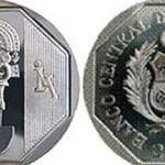 La nueva moneda Tumi de oro