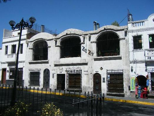 Zig Zag Arequipa