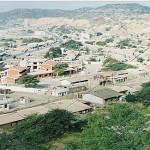 Zorritos, en la costa de Perú